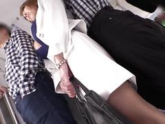 Скрытая Камера В Японии В Автобусе